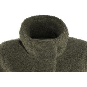 Bergans Oslo Wool LooseFit Jacket Damen seaweed mel